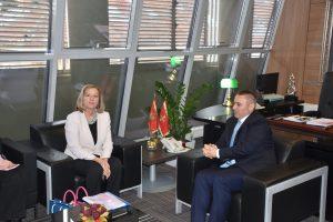 SELEC Director General official visit to Montenegro