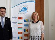 Visit of the Ambassador of Switzerland to SELEC